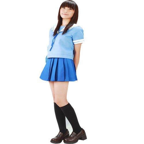 Uniforme scolaire de « Azumanga Daioh » version été, dispo du S au ...