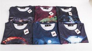 Collection Printemps Black Suagr 2014, T-shirts gothiques.